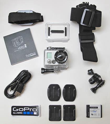 cameras gopro hero