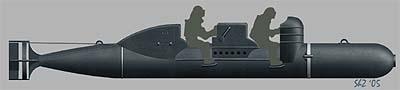 Deux nouvelles Navy SEALS pour la boutique de Beverly Hills Italian_minisub_maiale